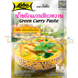 Green Curry Paste / Зелёная карри паста / 50 гр